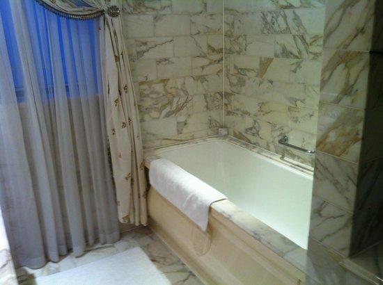 The Dorchester: Bathroom