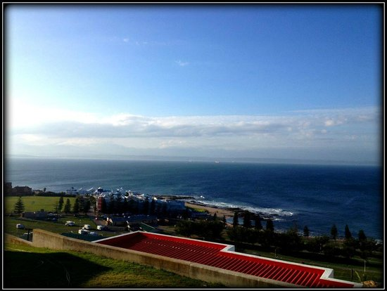 Mossel Bay Backpackers: View from the Lighthouse
