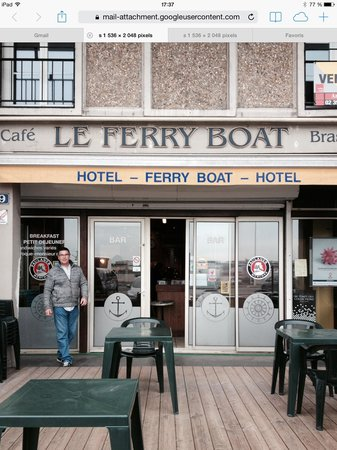 Le Ferry Boat