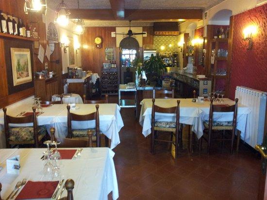 Hotel Ristorante Il Caminetto: ristorante