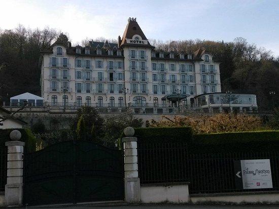 Le Palace de Menthon : Hotel