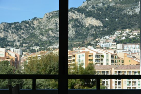 Columbus Monte-Carlo: View from the window