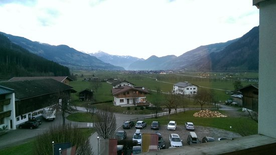 Garten Hotel Magdalena: View