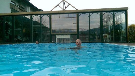 Garten Hotel Magdalena: Pool