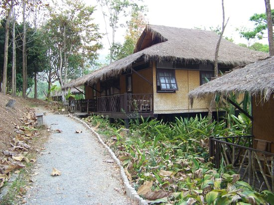 Hmong Hilltribe Lodge: The Bungalows