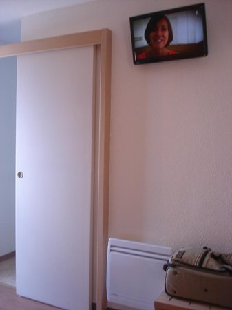 Budget Hotel : Chambre double