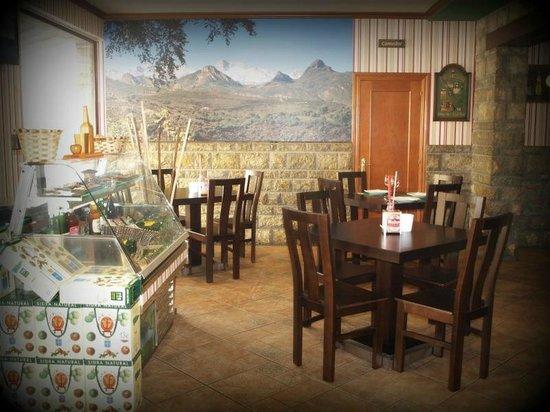 Hotel - Apartamentos Peña Santa: Bar - Restaurante