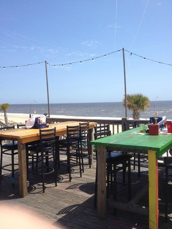 Shaggy S Beach Bar And Grill
