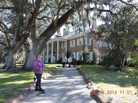 Hobcaw Barony Visitors Center: Bernard Baruch's Family Home
