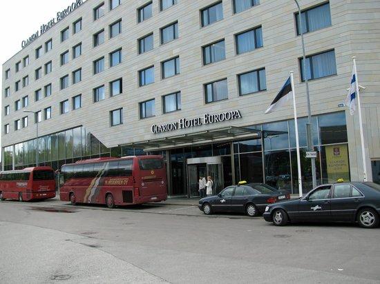 Hestia Hotel Europa: Hotel Euroopa
