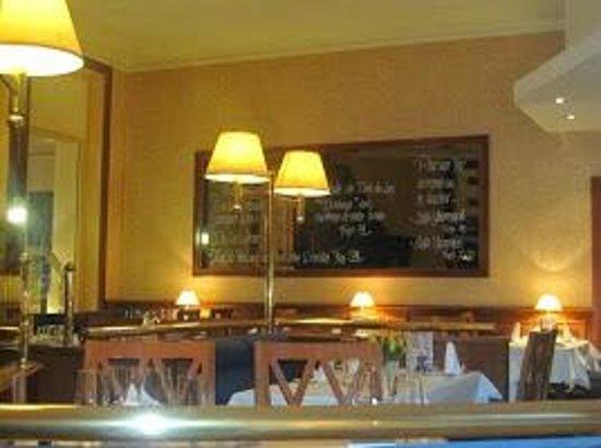 Restaurant Le Mirabeau: Mirabeau - Restaurant Interior