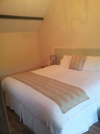 Ghyll Farm B & B: Double room