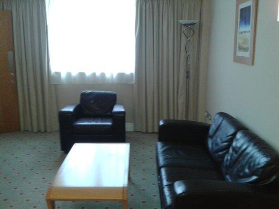 Lahinch Golf & Leisure Hotel: Room