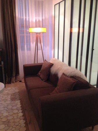 Petit Hôtel Confidentiel : Salon