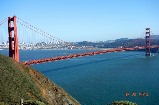 A Taste of San Francisco and Beyond : does not need a description