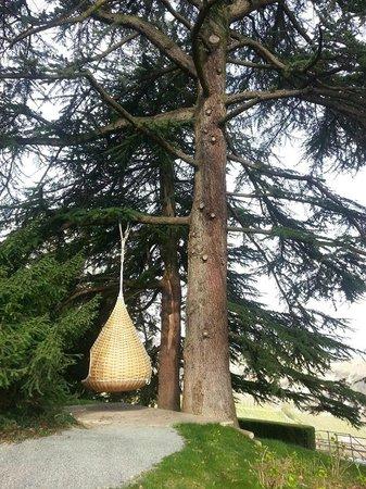 Relais San Maurizio: In giardino