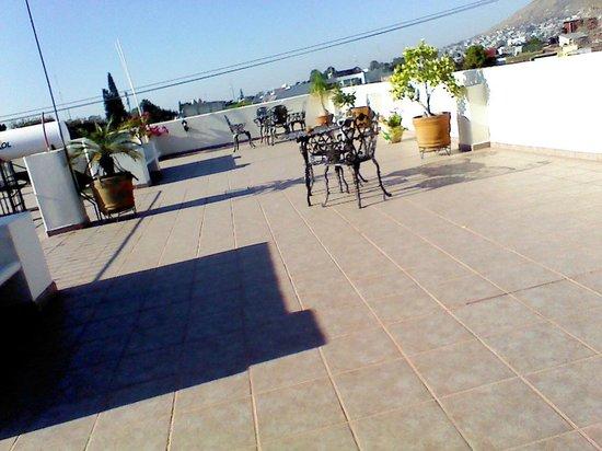 Al Sol Studios: Balcony
