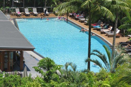 Whitsunday Apartments Hamilton Island: Hotel Pool