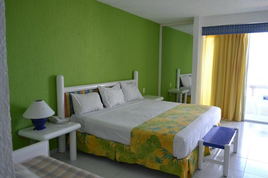 Solymar Beach & Resort : room