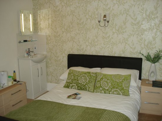 The Richmond Bed and Breakfast: Room 4 - Double en-suite