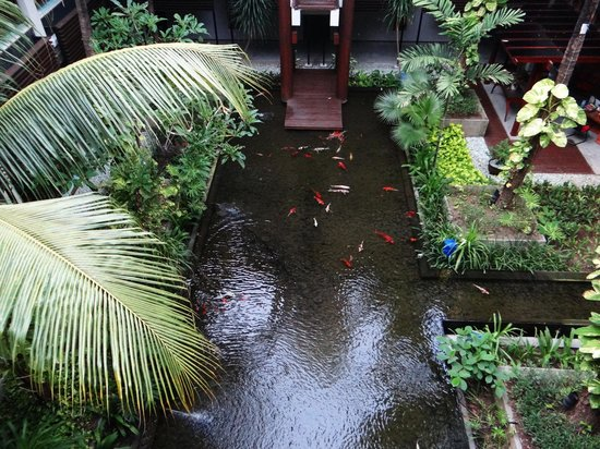Mercure Kuta Bali: View from the balcony.
