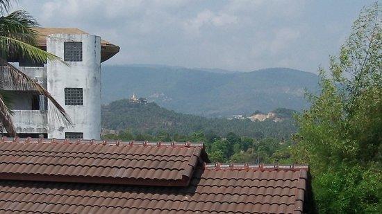 KC Resort & Over Water Villas : View from room 3