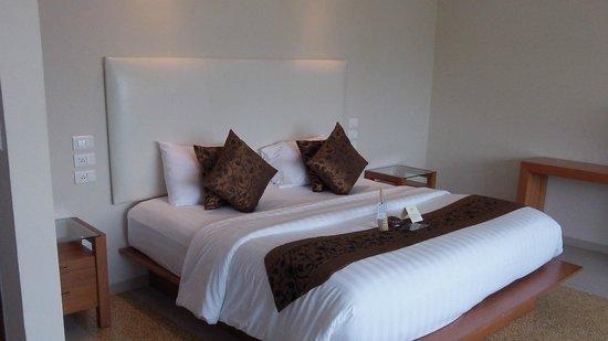 KC Resort & Over Water Villas : Our Room 2
