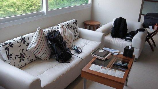 KC Resort & Over Water Villas : Our Room 1