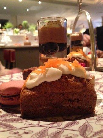 The Marylebone : Nice food