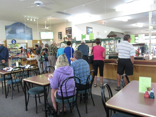 Merino Country Cafe & Gifts : Cafeteria