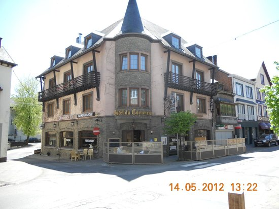 Hotel du Commerce: hotel
