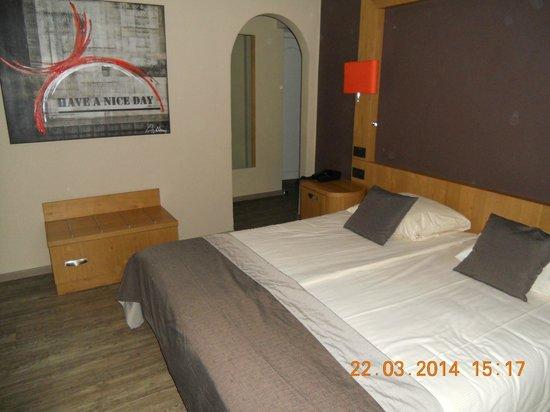 Hotel du Commerce: vernieuwde kamers