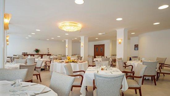 Hotel Caruso: Elegante Sala Ristorante