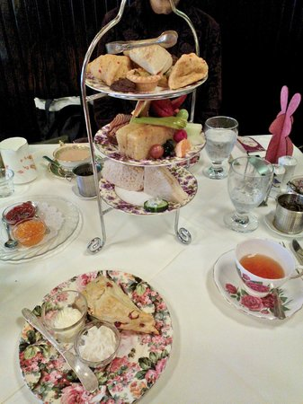 Afternoon Tea Picture Of Queen Mary Tea Seattle