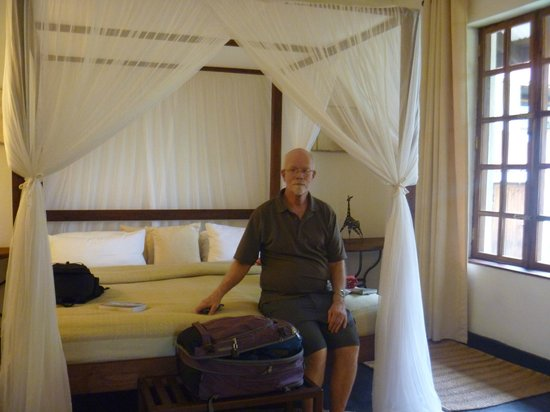 The Plantation Lodge & Safaris: Bedroom