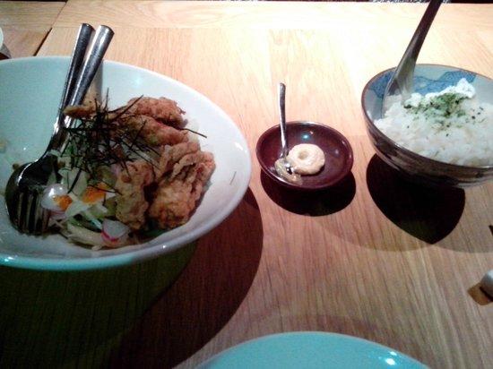 Gaijin: какое то блюдо