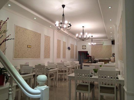Calypso Grand Hotel: Dinning hall