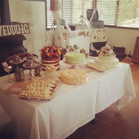 Wedding expo Sweet Bones Bakery did in 2013 - Picture of Sweet Bones