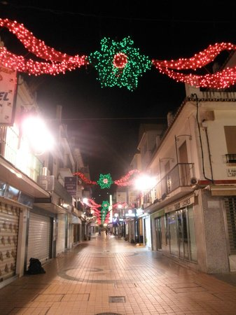 Hotel Ritual Torremolinos: Calle de Torremolinos