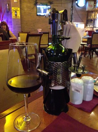 G's Bangkok: Wine