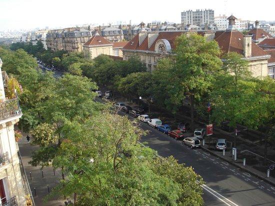Hotel Coypel: Boulevard d'l Hôpital.