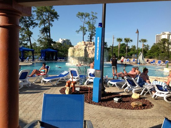 Wyndham Lake Buena Vista Disney Springs Resort Area: Pool