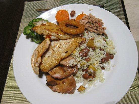 The Westin Resort & Spa Cancun : Good food