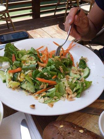 Bazel Bar & Restaurant : Citrus salad