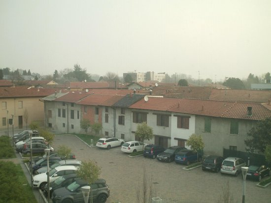 Idea Hotel Plus Milano Malpensa Airport: View from the Room