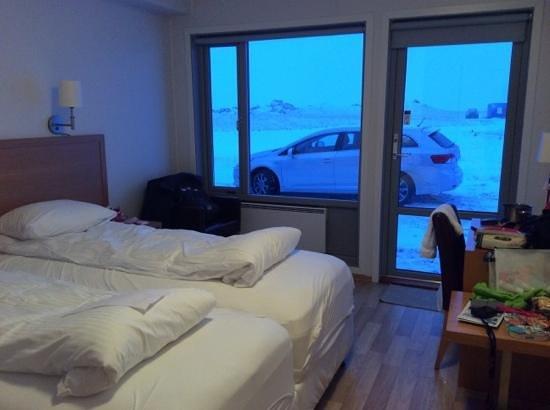 Fosshotel Reykholt: my room
