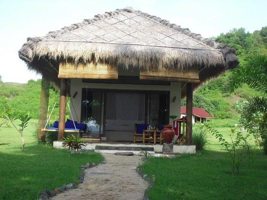 Pearl Beach Resort: Bungalowansicht