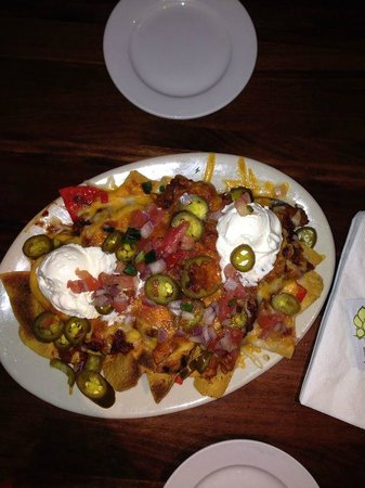 Wildside: best nachos ever