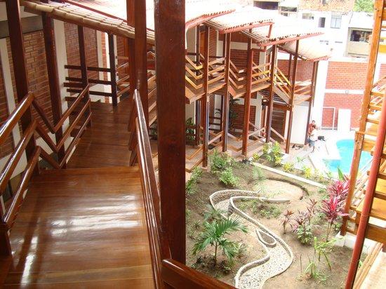 Hotel Rio Huallaga: pasadillos del hotel