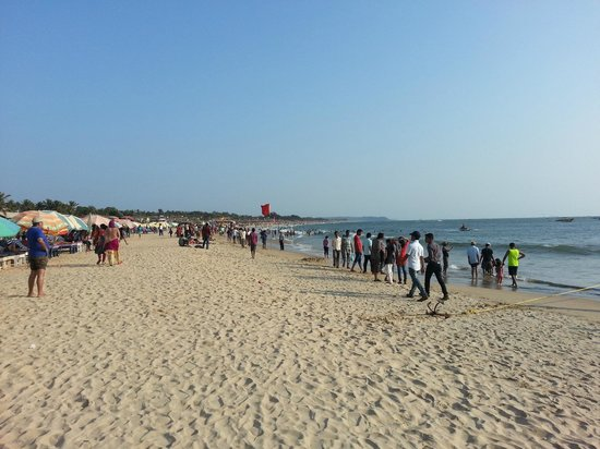 Baga Beach: Bagga beach